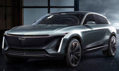 SUV Cadillac 100% électrique