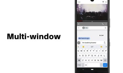 Capture d'écran sur une publicité Sony diffusée sur YouTube