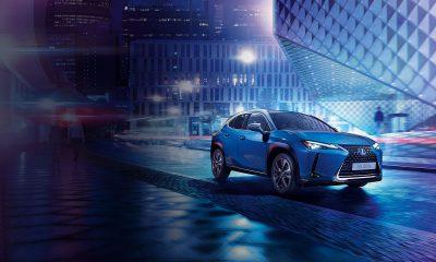 Lexus électrique UX 300e
