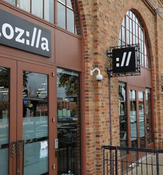 Locaux de Mozilla