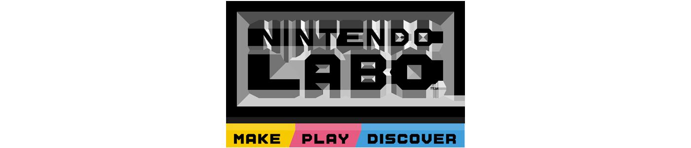 Logo Nintendo Labo