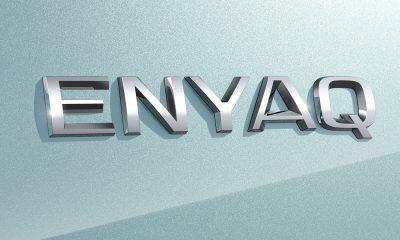 Nouveau SUV Skoda ENYAQ