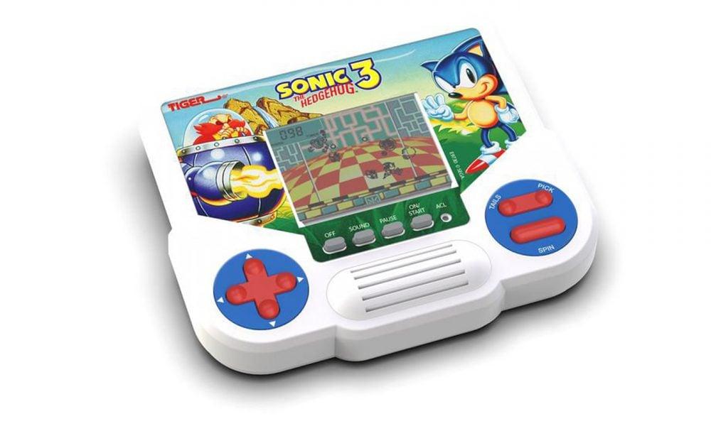 Console Tiger Sonic 3