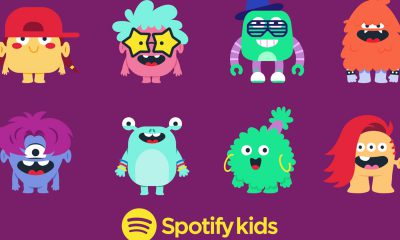 La nouvelle application Spotify Kids