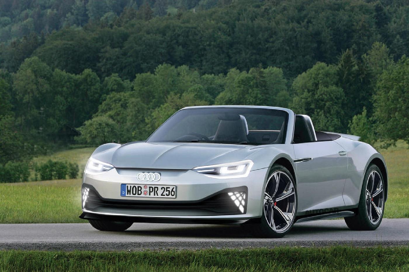 Volkswagen travaille sur une sportive électrique qui pourrait remplacer l'Audi TT