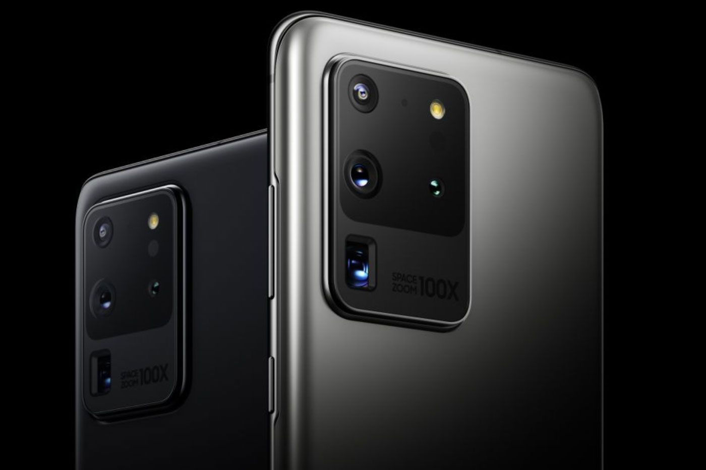 Avis Galaxy S20 Ultra