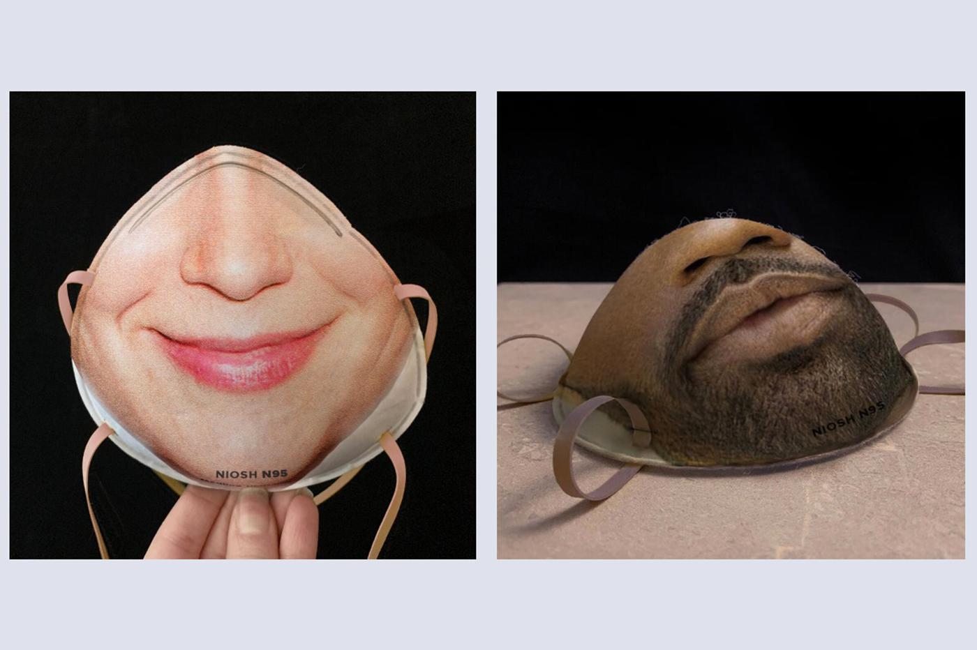 masque faciale