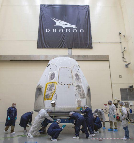 Crew Dragon SpaceX