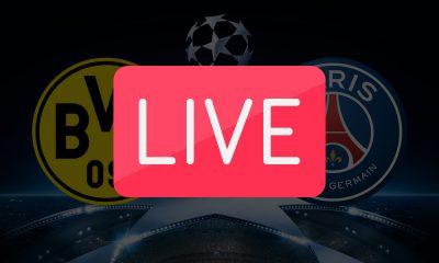 Dortmund PSG Streaming Ligue de Champions