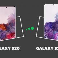 Samsung Galaxy S20 S20+