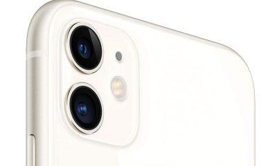 iPhone 11 blanc