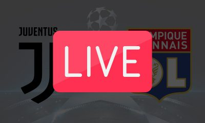 juventus lyon streaming ligue des champions