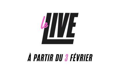 leLIVE Webedia