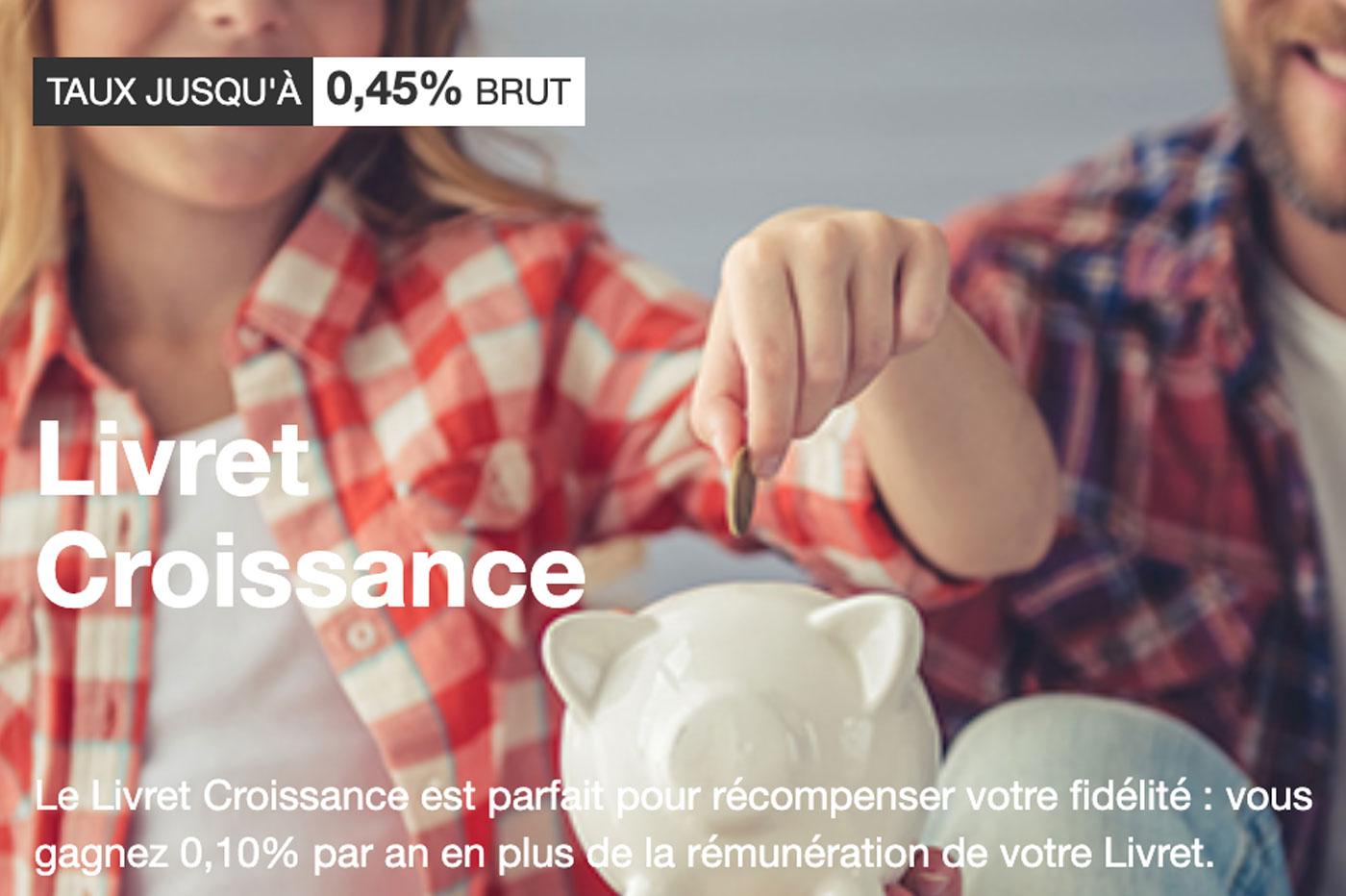 Livret Croissance Monabanq