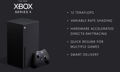 Nouvelles Infos Xbox Series X