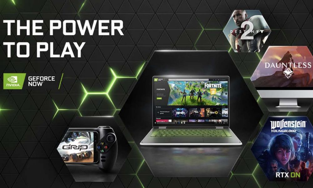 Nvidia annonce GeForce Now Cloud