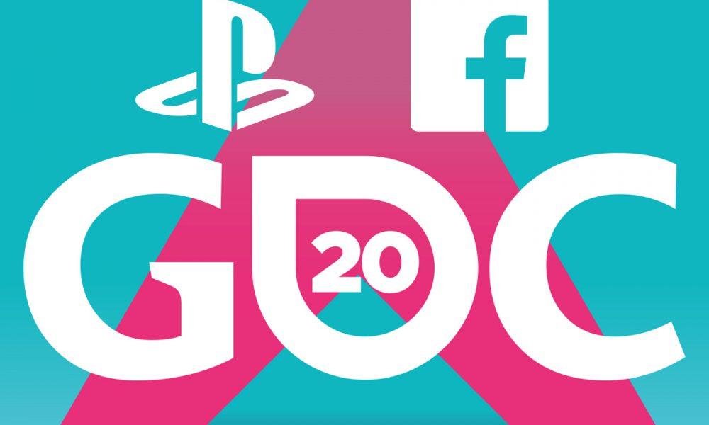 PlayStation et Facebook annulent la GDC 2020