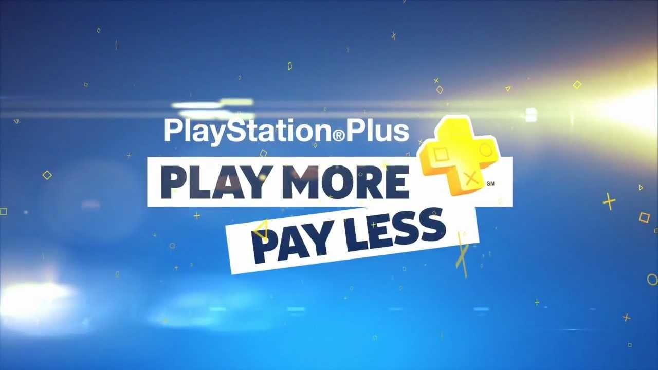 PlayStation Plus Wallpaper
