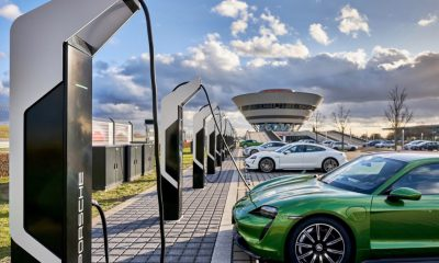 Porsche recharge Leipzig