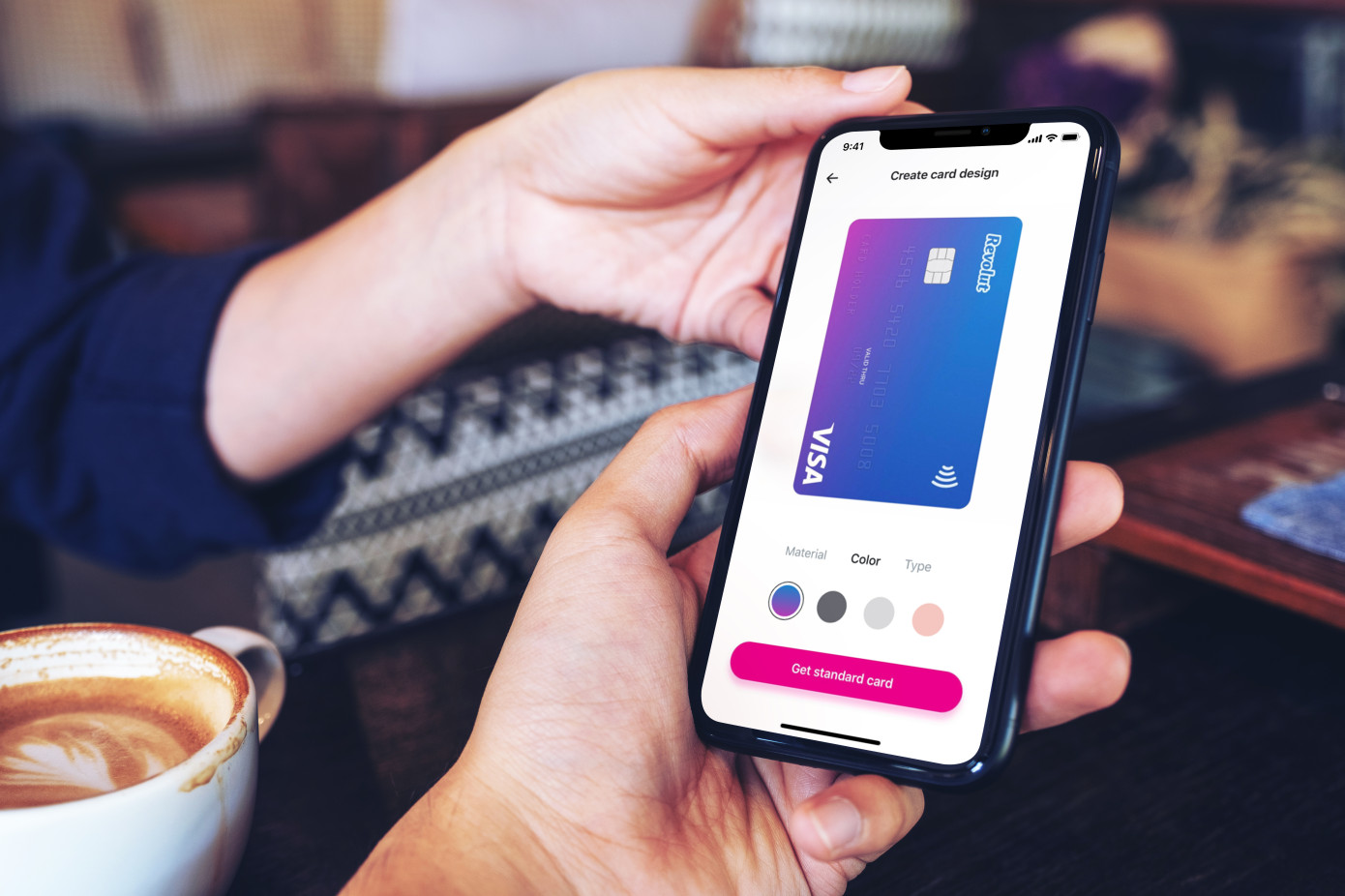 Revolut Application