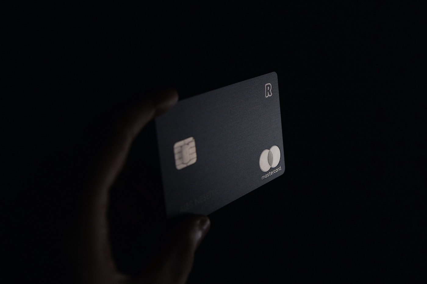 Revolut Metal Carte