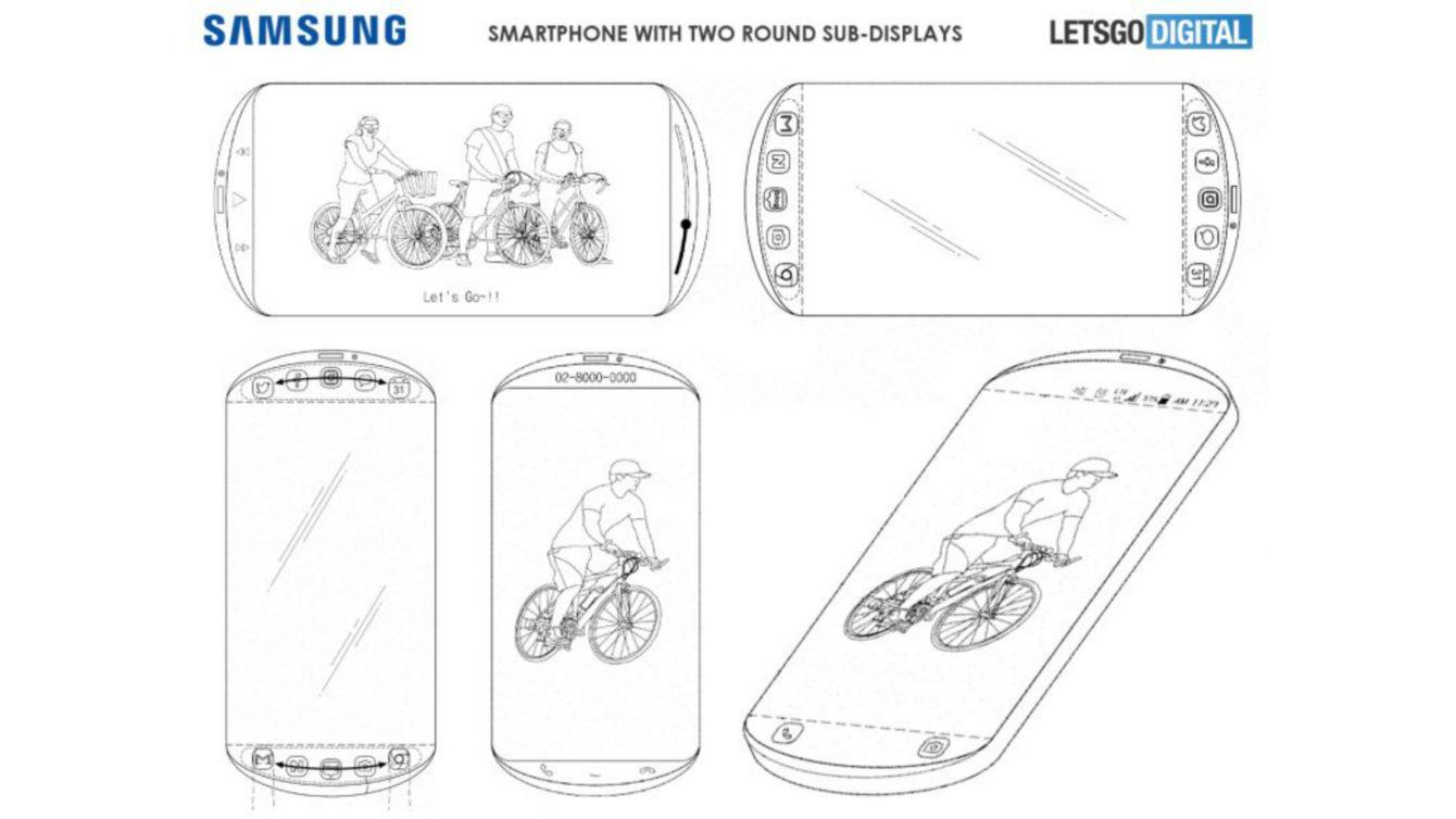 Samsung brevet PSP
