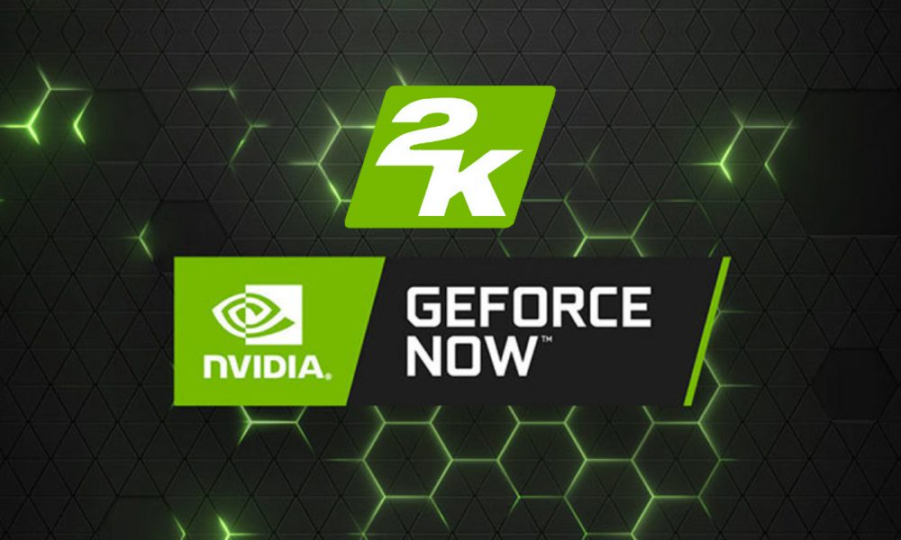 2K Games GeForce Now