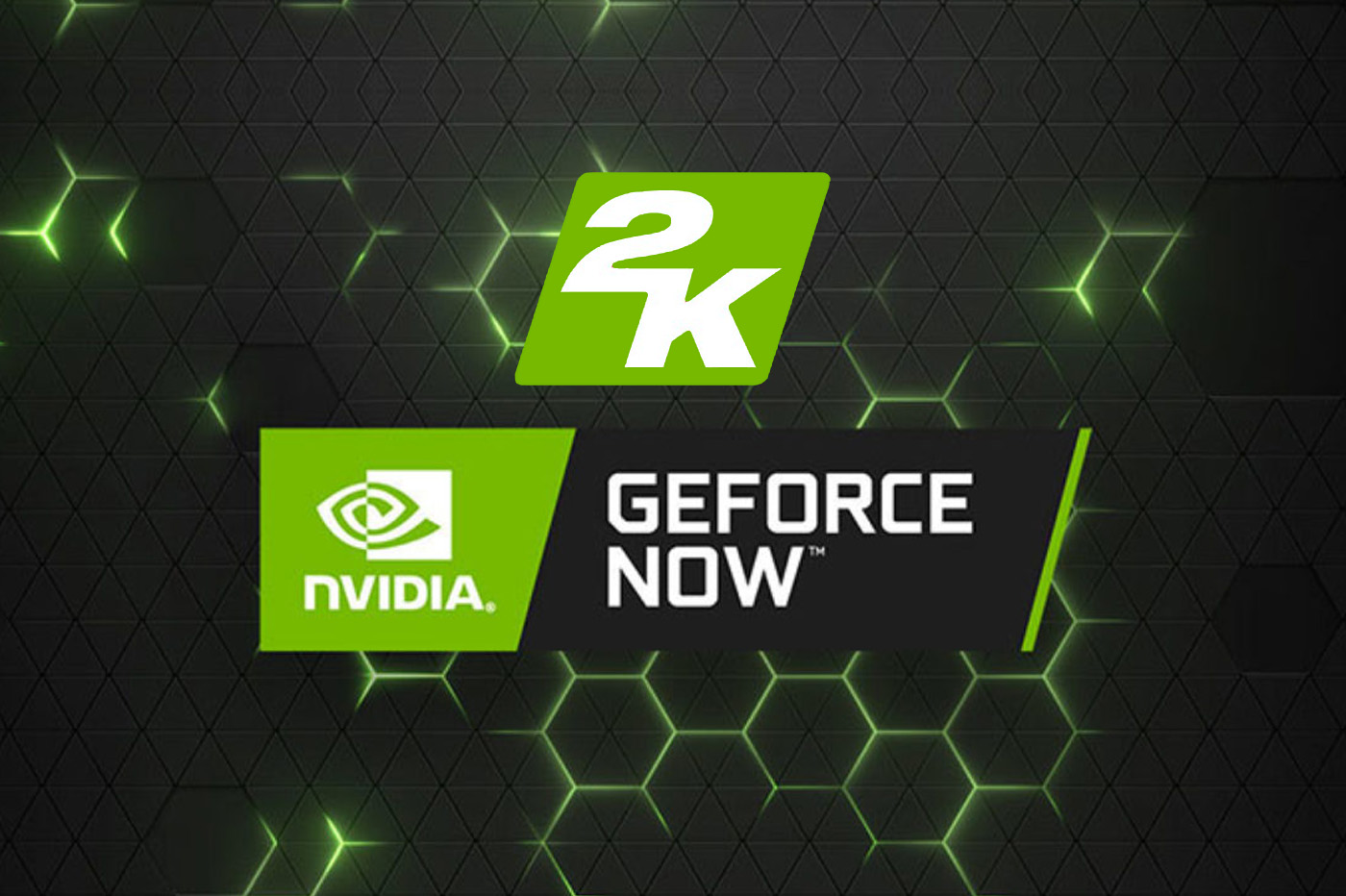 2K Games GeForce Now