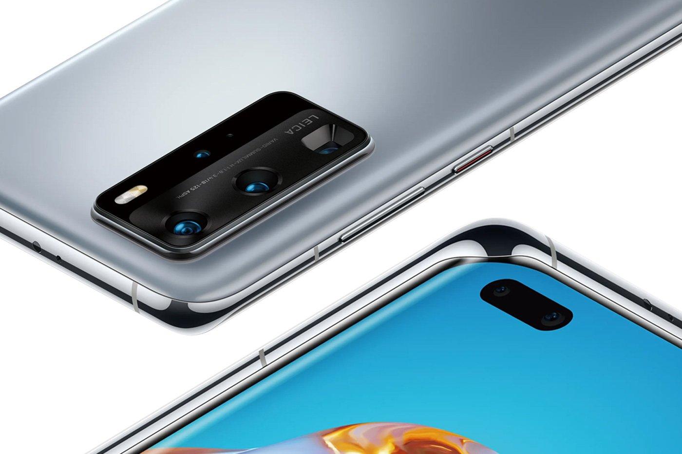 Acheter Huawei P40 Pro