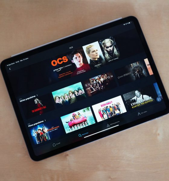 Amazon Prime Video OCS