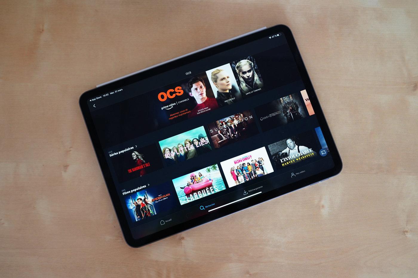 Bon Plan: Amazon Prime Vidéo rend OCS gratuit pendant 30 jours