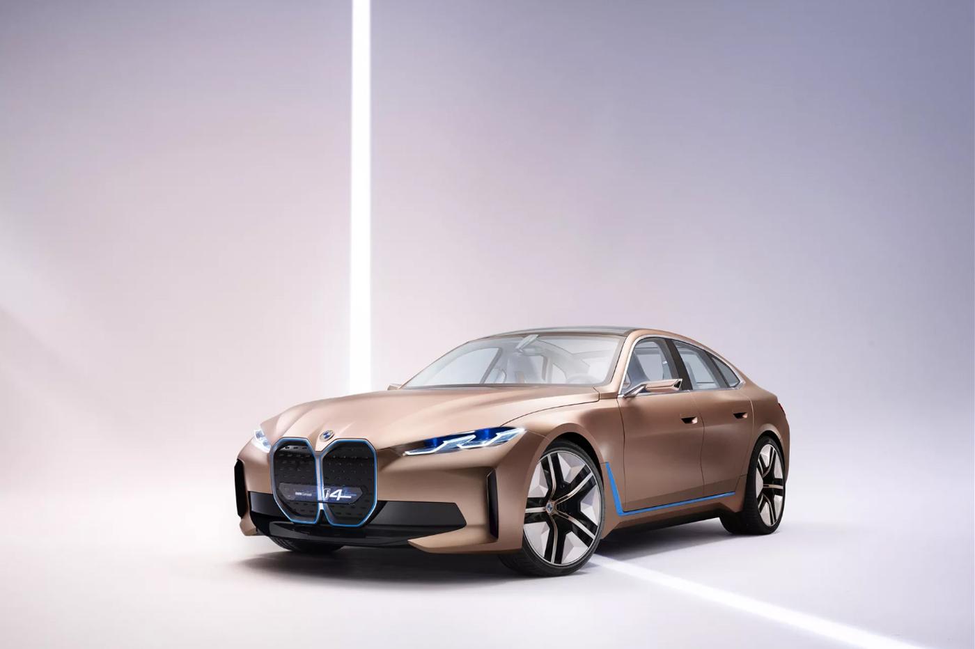 BMW montre enfin à quoi pourrait ressembler son i4 électrique en vidéo