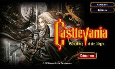 Castlevania SOtN Android iOS