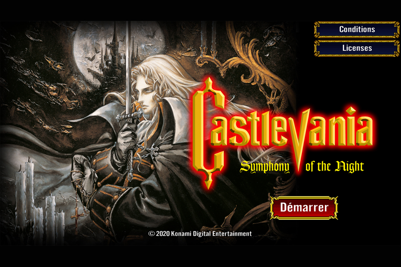 Castlevania SOtN Android iOS
