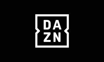 DAZN Logo France