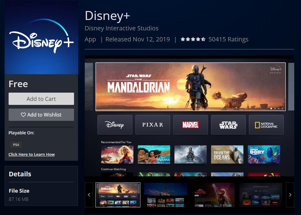 Disney-Plus-PS4