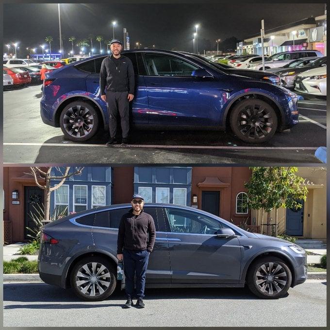Tesla Model Y vs Model X