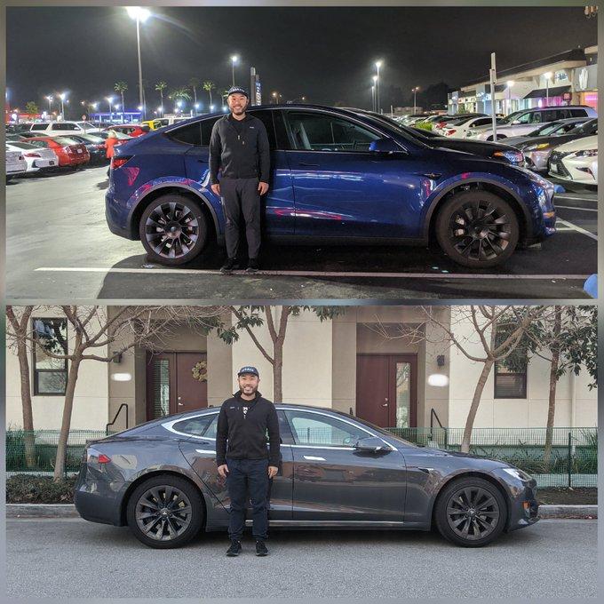 Tesla Model Y vs Model S