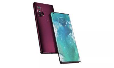 Fuite du Motorola Edge Plus