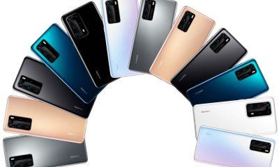 Huawei P40 Officiel