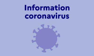 Informations Coronavirus Twitter