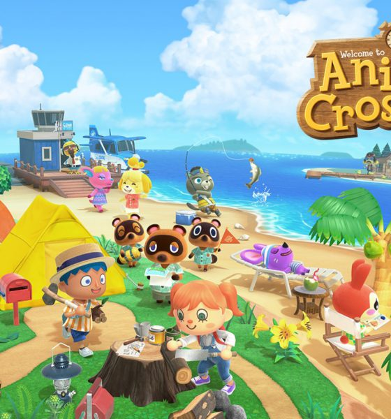 Test Animal Crossing Nintendo Switch