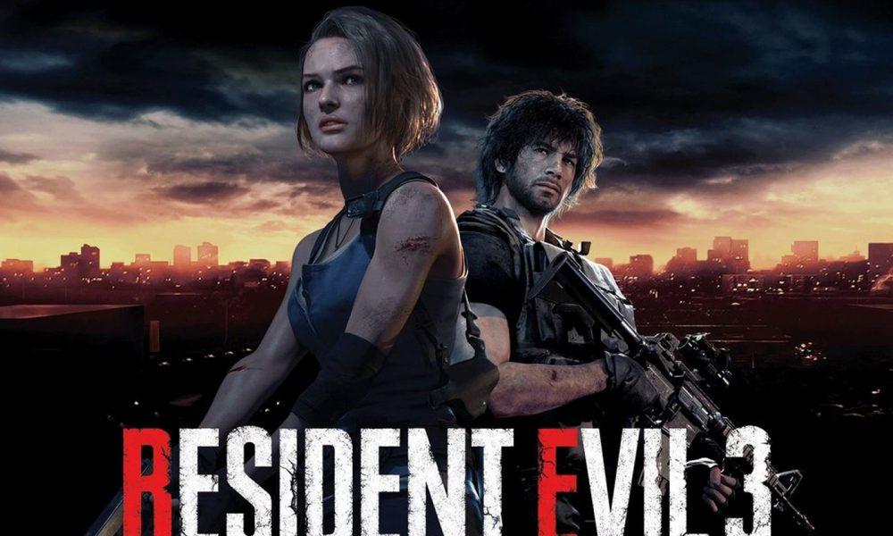 Test Resident Evil 3