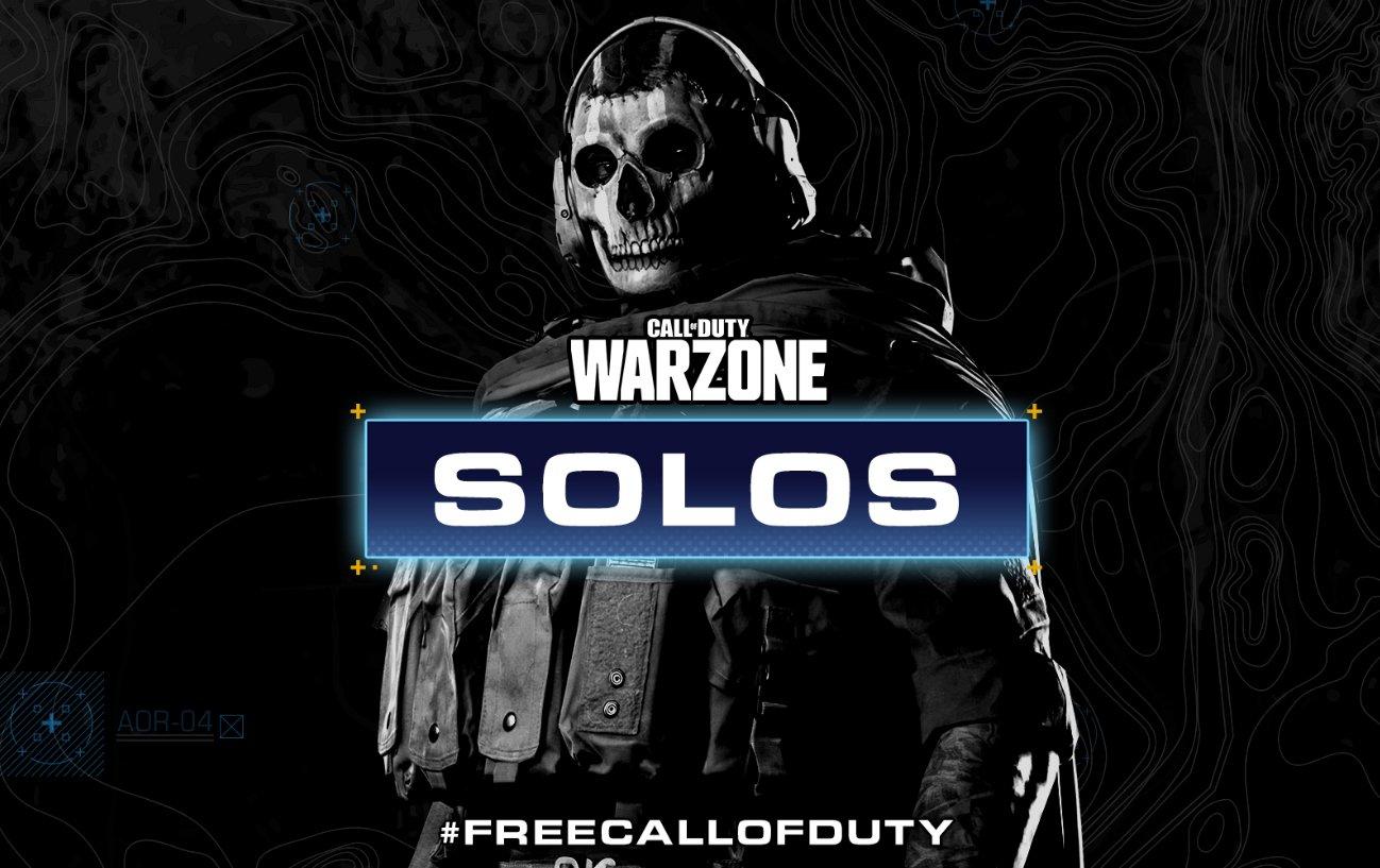 CoD Warzone Solos