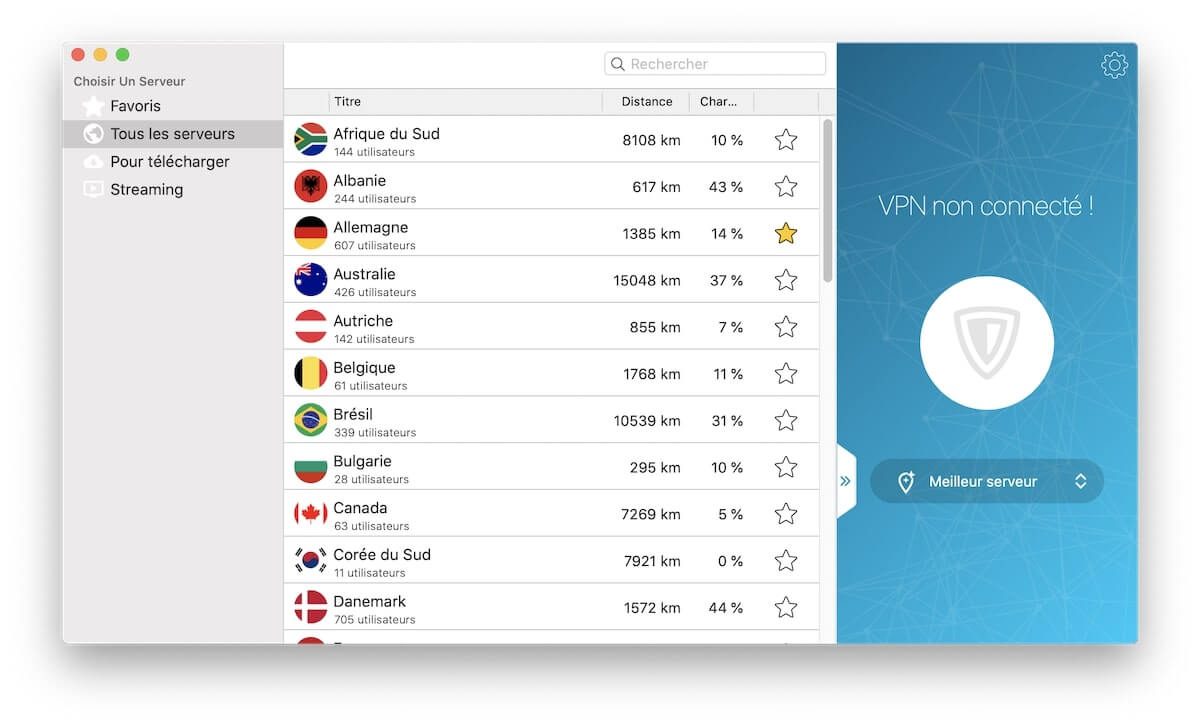 Zenmate App Mac