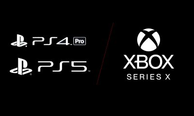 Comparatif PS5, PS4 Pro, Xbox Series X