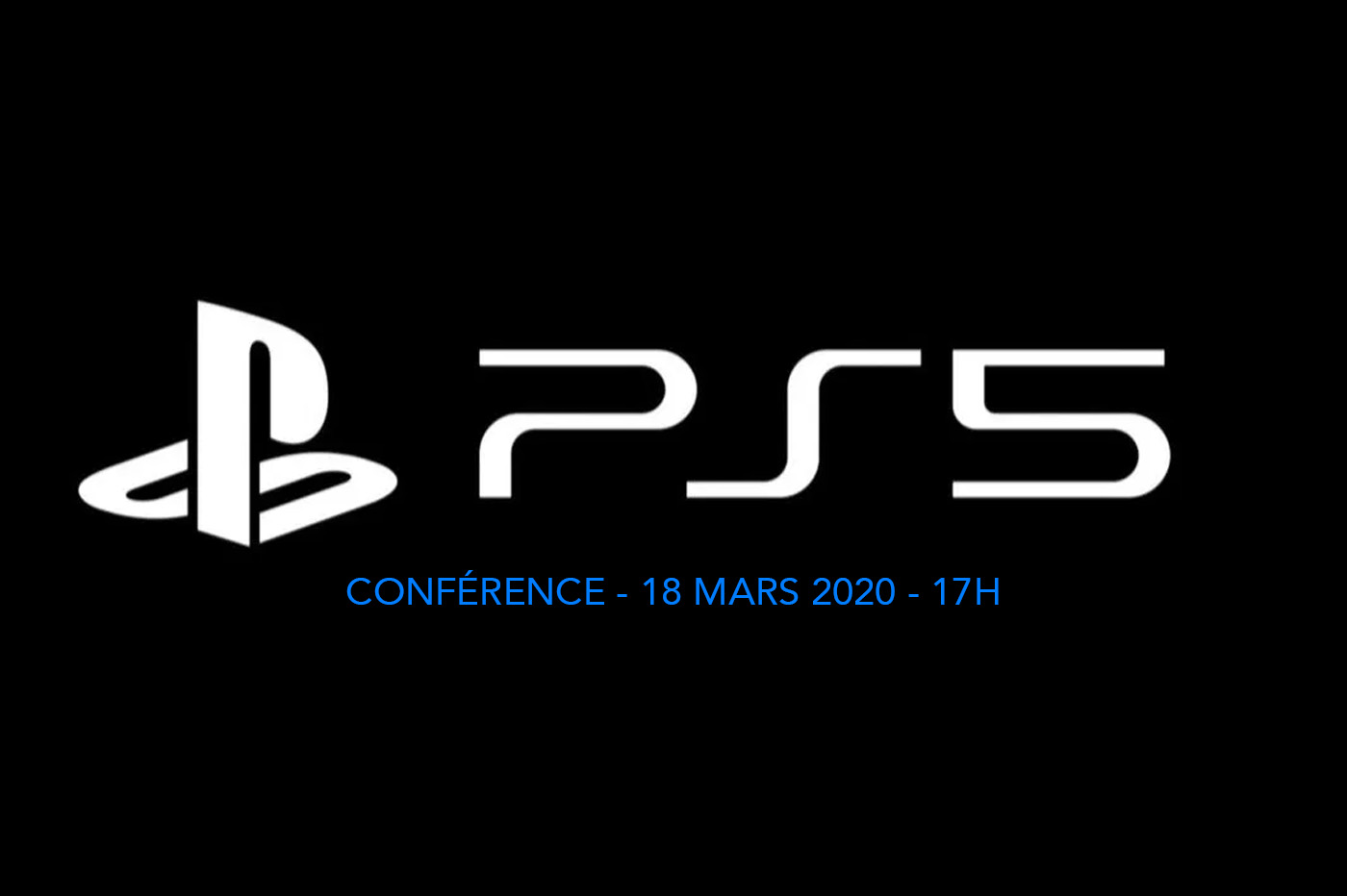 Conférence PS5 / PlayStation 5