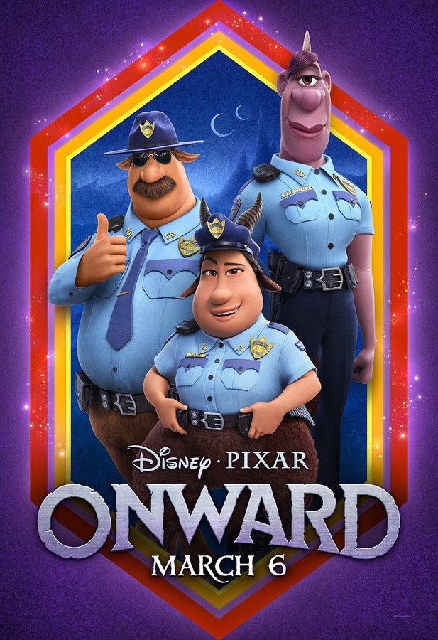 En avant film Disney