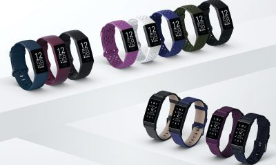 Fitbit Charge 4 coloris