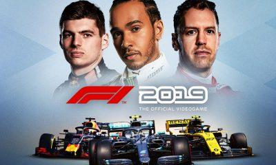F1 2019 - Formule 1